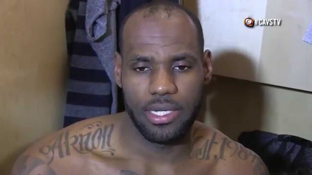 Lebron James 2011 Beard