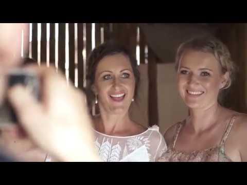 Boho Wedding Basia I Marcin Wesele W Stodole Agencja ślubna