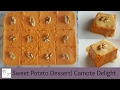 Camote Delight or Sweet Potato Dessert