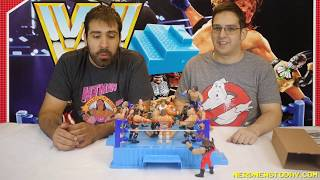 Mattel WWE Retro Ring Review