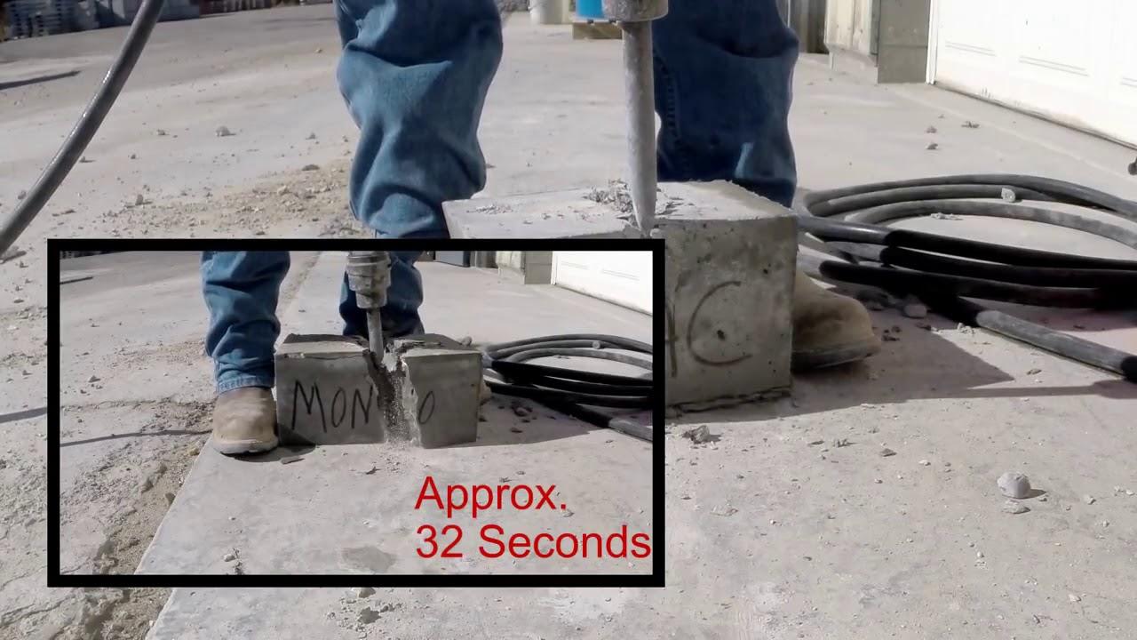 тест бетоны