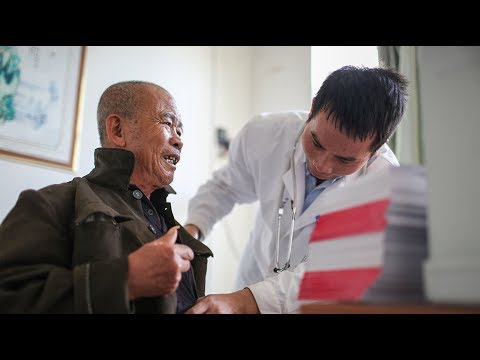 China tries to make medical care more affordable, effective