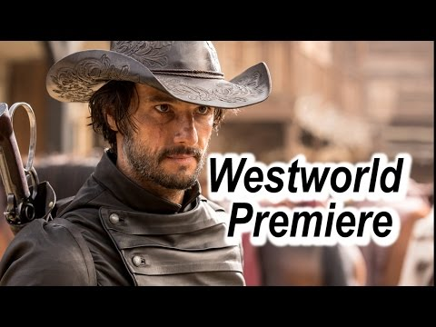 News today - Westworld Premiere: HBO's Epic New Robot Drama Is Creepy But So Good!