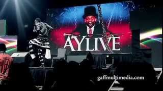 Akpororo Comedy performance at AY LIVE 2015, Port Harcourt