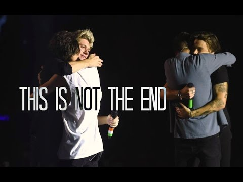 This is NOT the end || One Direction