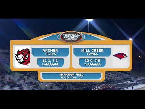 Archer at Mill Creek