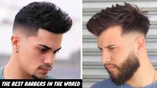 BEST BARBERS IN THE WORLD 2020|| MOST AMAZING HAIRCUT TRANSFORMATIONS || SATISFYING VIDEO EP.32 HD