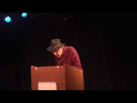 Linda Kleinbub reads at Pen Pal Poets presents Woman... Poetry's Muse