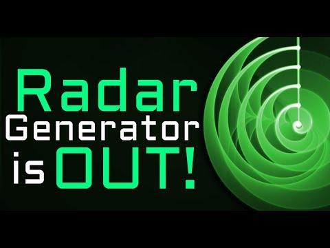 Radar Generator - Screw Attack (Oscilloscope Music Video)