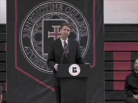 Benedictine College - Todd Eisner Press Conference