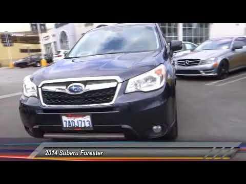 2014 Subaru Forester VAN NUYS LOS ANGELES SAN FERNANDO VALENCIA CANOGA PARK uc404184t