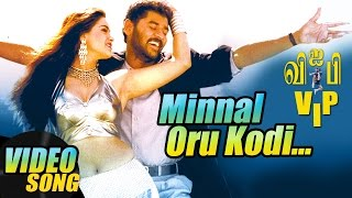 Minnal Oru Kodi Video Song | VIP Tamil Movie | Prabhu Deva | Simran | Ranjit Barot | Music Master