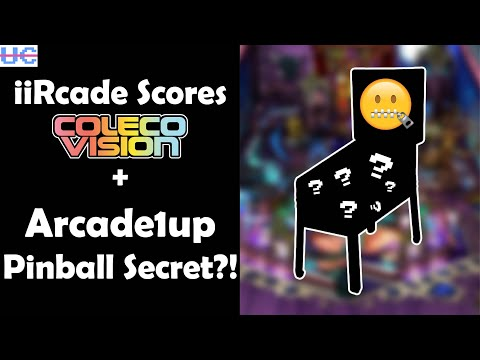 Arcade1up Pinball: They're Not Allowed To Tell Us Which Tables We're Getting! + Tons More News from Unqualified Critics