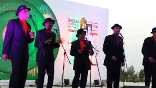 The Drifters - This Magic Moment LIVE by A Cappella Soul in Dubai