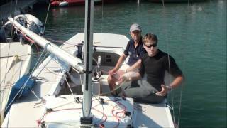 Etchells How to guide Part 7  Leward mark rounding