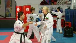 Saturday Disney- Taekwondo Feat. Hakan