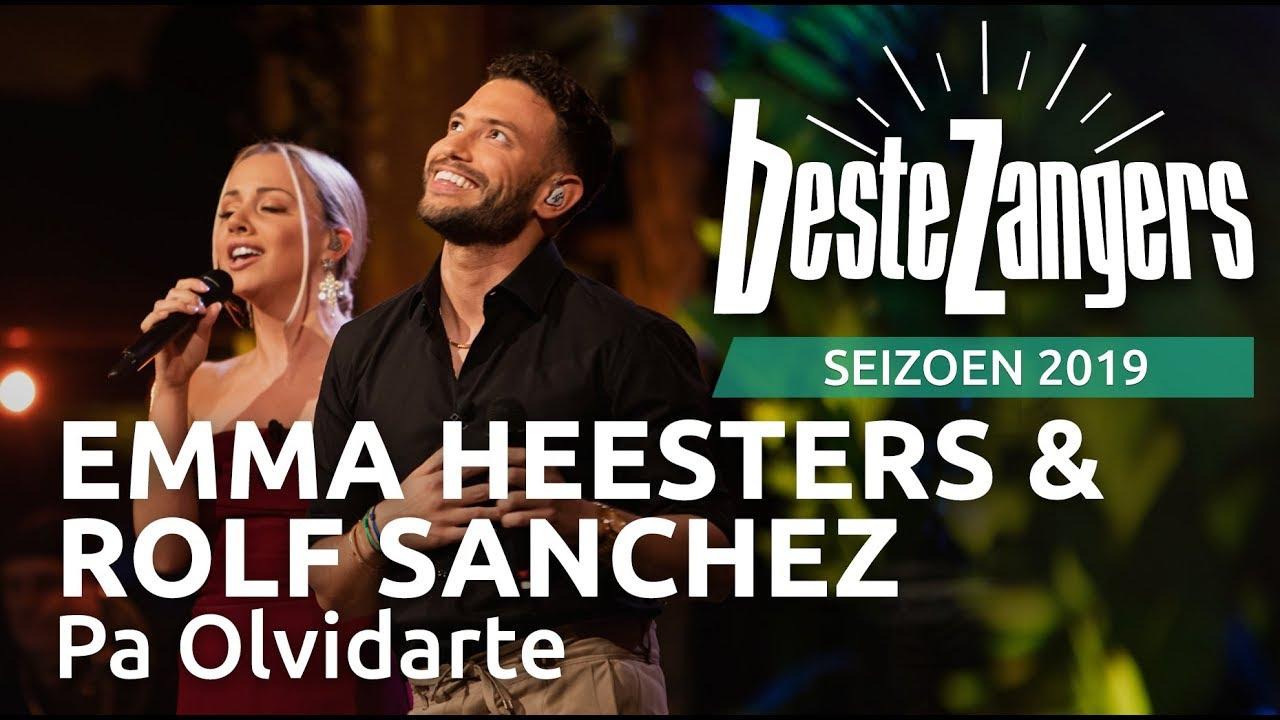 Emma Heesters & Rolf Sanchez - Pa Olvidarte | Beste Zangers 2019