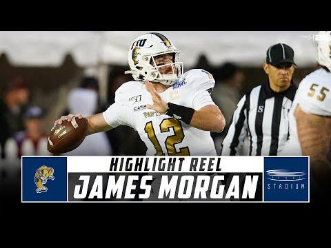 FIU QB James Morgan Highlight Reel - 2019 Season   Stadium