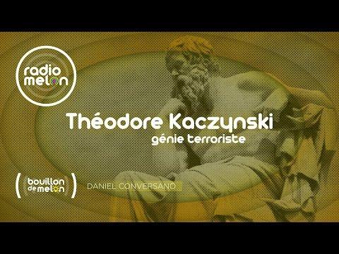 Bouillon de melon 2 : Théodore Kaczynski : Mathématicien, Penseur et Terroriste