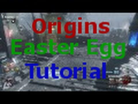 Origins Easter Egg With Gameplay (Part 1) // Easter Egg Tutorial Origins