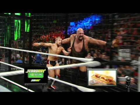 WWE Monday Night Raw - Monday, February 20 2012