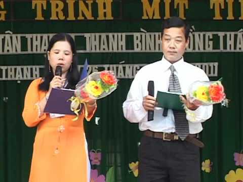 Ngày Hội vệ sinh Tân Thạnh 1 Thanh Bình Đồng Tháp