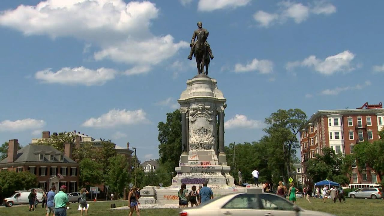 General Lee statue set to come down in Virginia