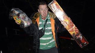 Fast HINGEFALLEN ALTER! -  Feuerwerk im Test (Silvester Vorfreude)