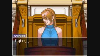 Phoenix Wright: Justice for All - Ep. 4, Part 19: Framing the Defendant
