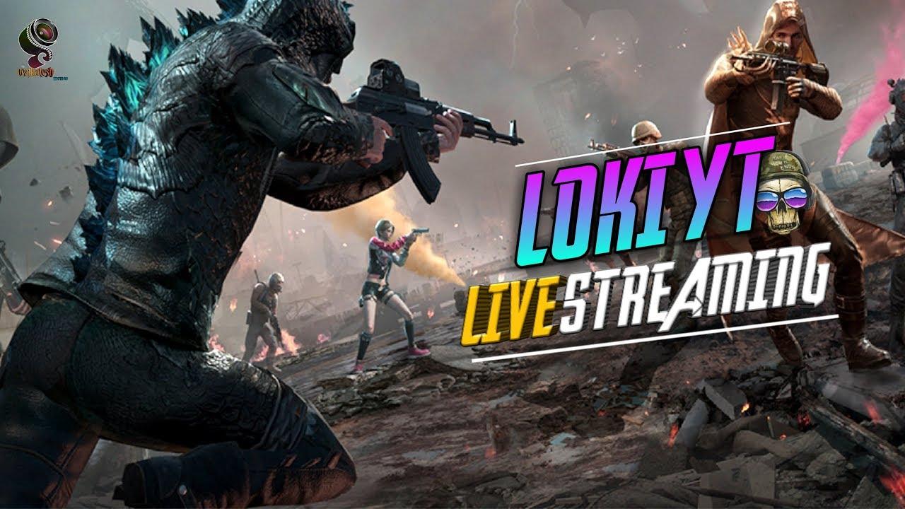 Loki YT | PUBG Mobile Telugu | #326 | Streamers ni streamers la chudandi,  pro players laga kaadu