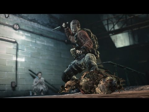 Resident Evil Revelations 2 Trailer #2 (PS4/Xbox One)
