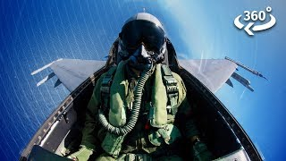 Riding Shotgun in a Fighter Jet