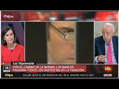 Manuel Pardos explica las precauciones a tomar antes de firmar una hipoteca