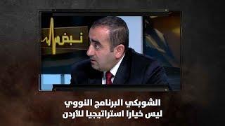 الشوبكي: البرنامج النووي ليس خيارا استراتيجيا للأردن