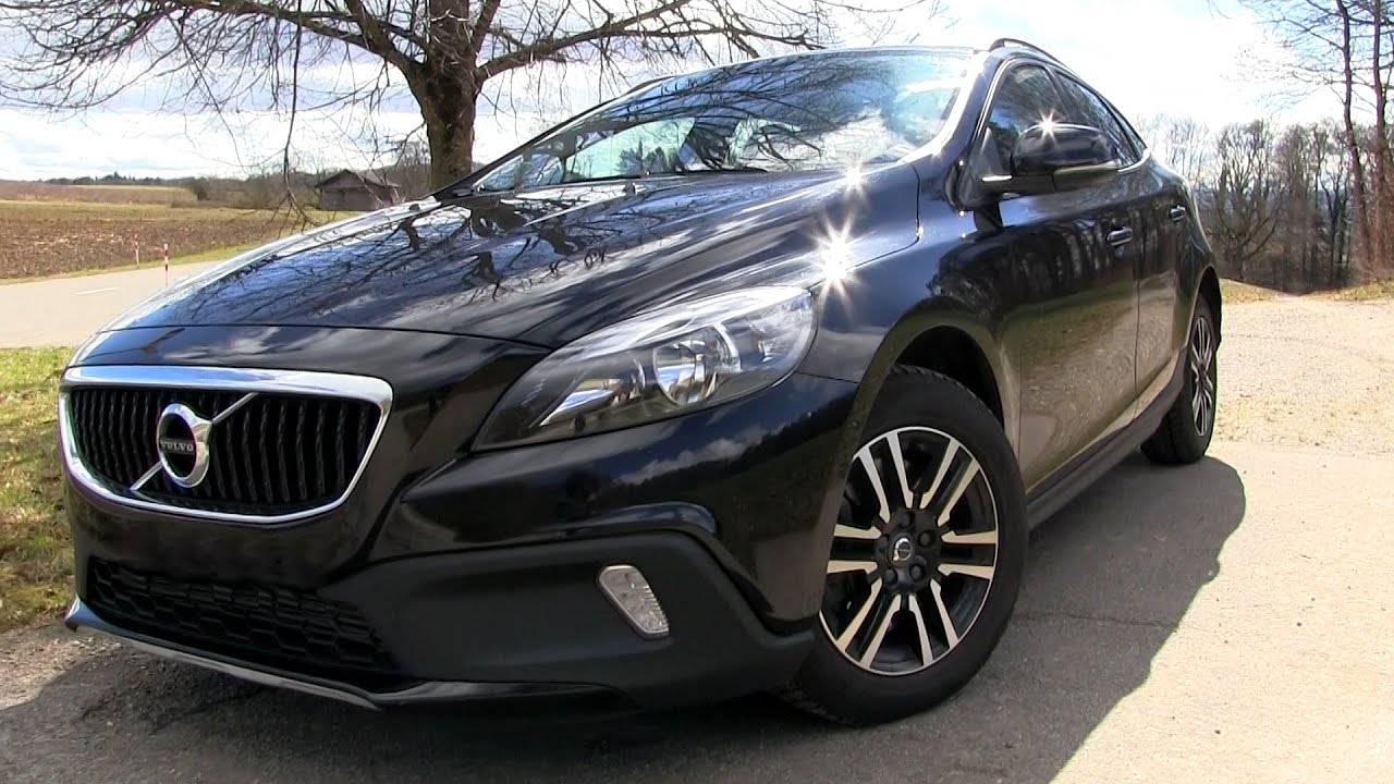 2017 volvo v40 cross country t4 awd 190 hp test drive. Black Bedroom Furniture Sets. Home Design Ideas
