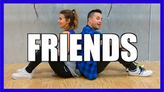 FRIENDS - Justin Bieber & BloodPop Dance Choreography