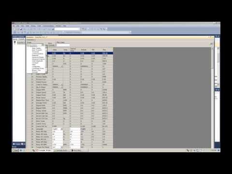 How To Setup a PowerFlex 523 Drive Using CCW - YouTube