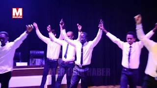 Afrikalı öğrenciler Zeybek Oynadı