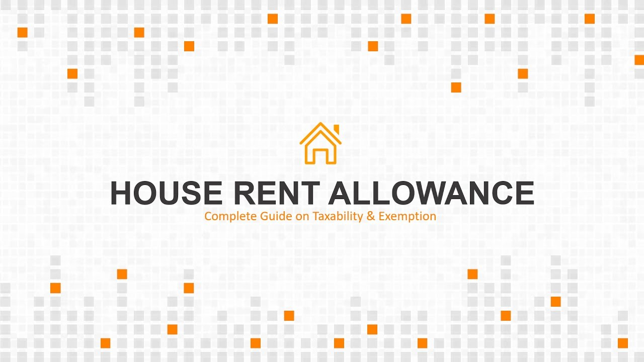 Best Guide On Hra Exemption Section 10 13a Taxadda