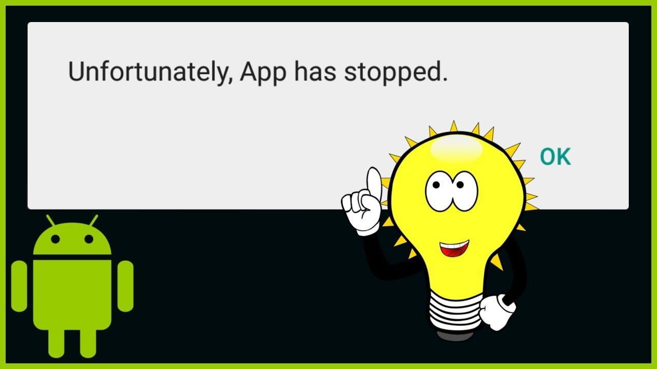 Unfortunately App Has Stopped - How to Fix - ONLY FOR PROGRAMMERS - Android  Studio Tutorial