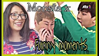 Reacting to MONSTA X Japanese songs (I guess): Spotlight and