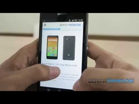 Review Sony Xperia E4g LTE Indonesia