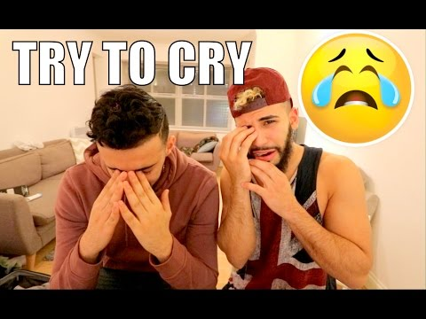 TRY TO CRY CHALLENGE!!!