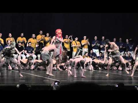 Afro dance (Real Brazil show 2012)