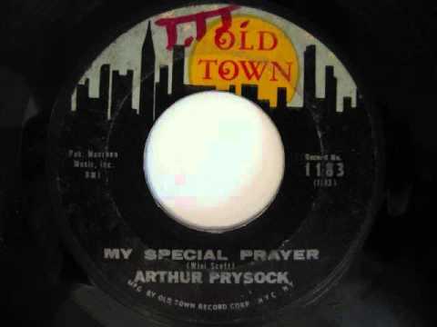 Arthur Prysock- My Special Prayer