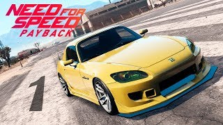 NEED FOR SPEED PAYBACK PC- #1 PROLOGO