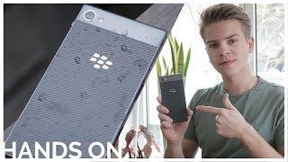 blackBerry Motion Hands On