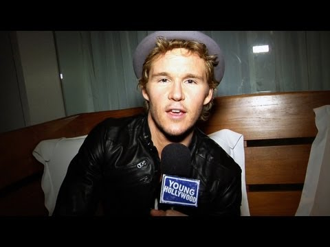 What Ryan Kwanten Looks For in a Girl