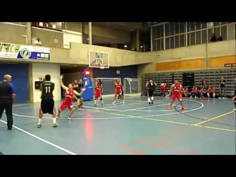CAPE TOWN BASKETBALL SL MONTANA VS HEIDEVELD QF
