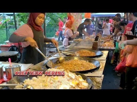 MALAYSIAN STREET FOOD-KUEY TEOW KERANG